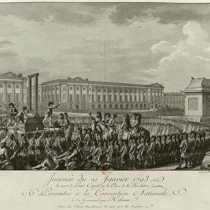 A última execução pública na guilhotina