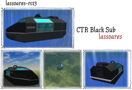 CTR Black Sub I (lassoares-rct3)