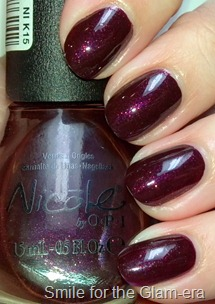 Nicole by OPI Smile for the Glam-era