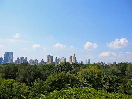 Museums of New York: Metropolitan Rooftop Garden