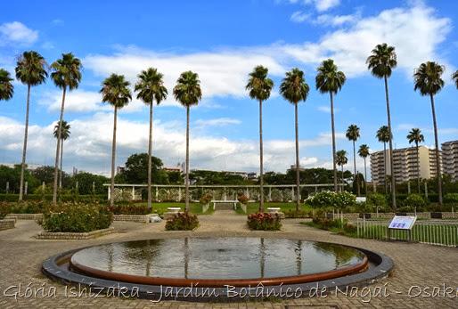 Glória Ishizaka - Jardim Botânico Nagai - Osaka 2