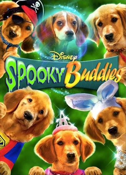 spooky buddies kids movie review