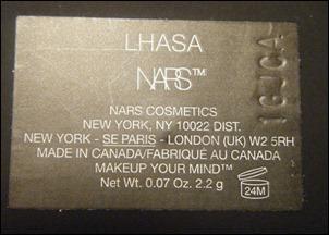 NARS Lhasa