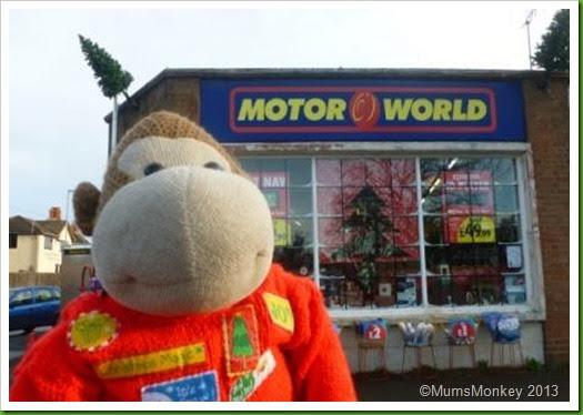 Motor World Bilbrook 2013