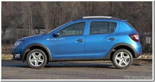 Dacia Sandero Stepway 2013 82