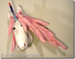 Unicorn finished