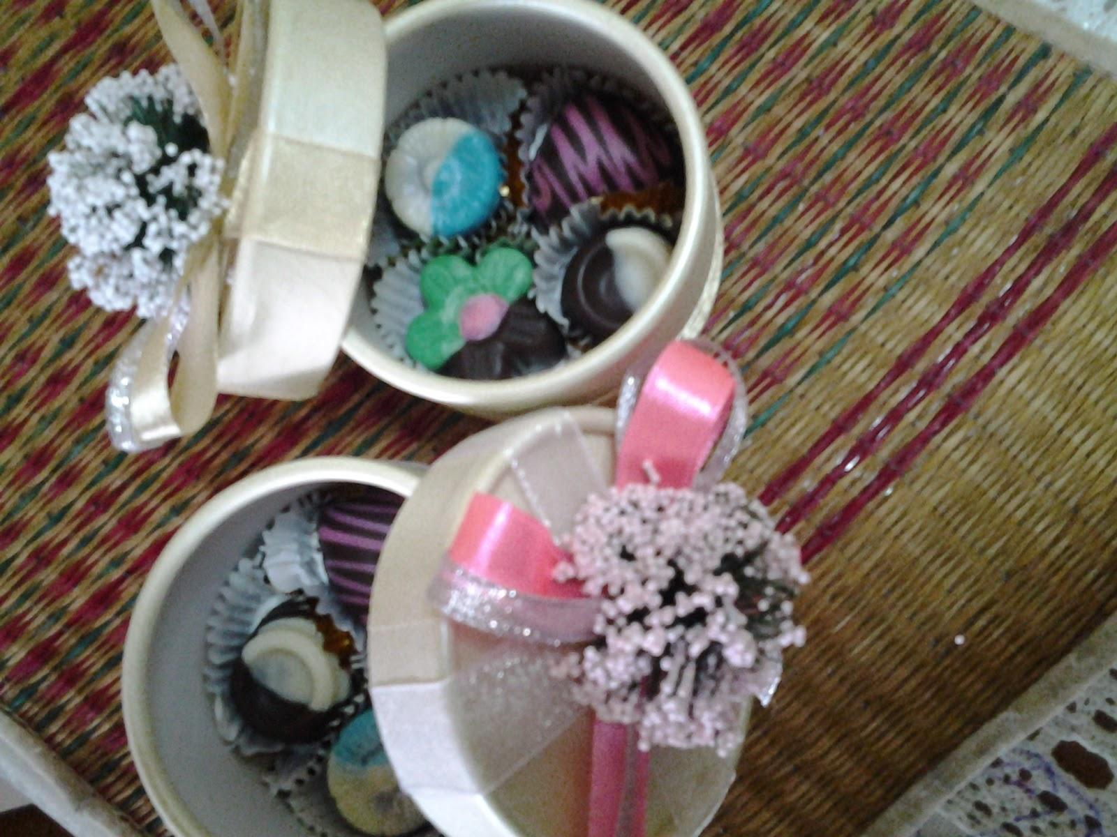 Danish chocolate dreamhouse door gift untuk tetamu vip for Idea door gift kahwin 2013