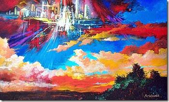 New Jerusalem - Pat Wagner