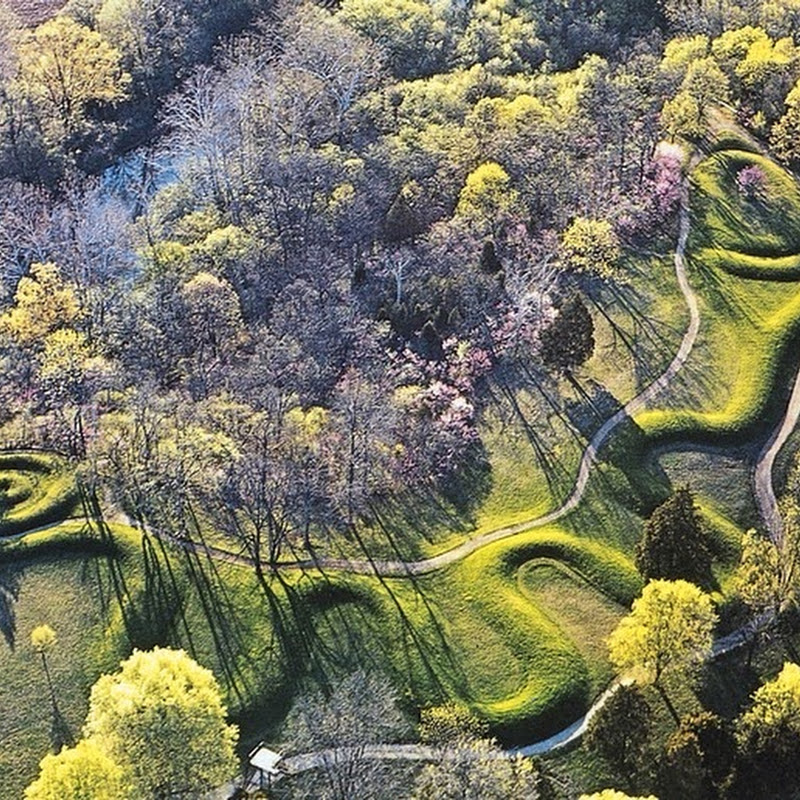 The Great Serpent Mound of Southwest Ohio