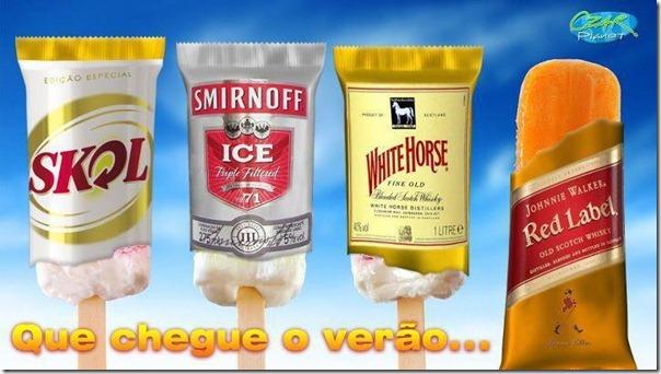 Novos sabores que vão bombar no verão