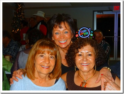 Marsha, Merrilyn, Angie