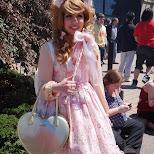 Lolita fashion at anime north 2013 in Toronto, Ontario, Canada