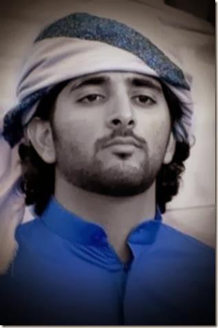 Sheikh Mohammeds son Hamdan 4