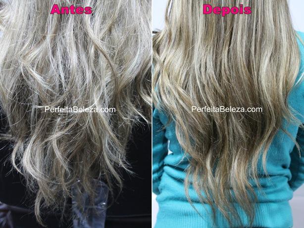 keramax hidratação prufunda para cabelos danificados