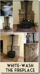 White Wash The Fireplace-008