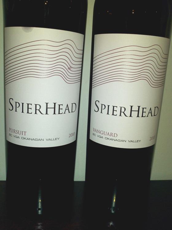 SpierHead Red Wines