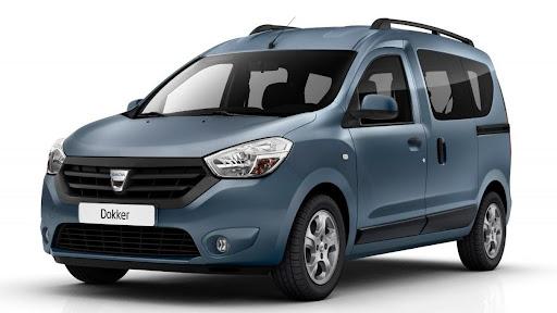 2013 Dacia Dokker Gün Işığına Çıktı
