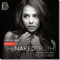 Bench TheNAKEDTruth - Julia Montes