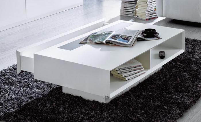 Limpiar muebles lacados en blanco Mueble de comedor Aiko de Kibuc