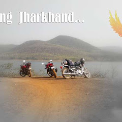 Jharkhand and Dalma Trip By Caravan Biking Kolkata