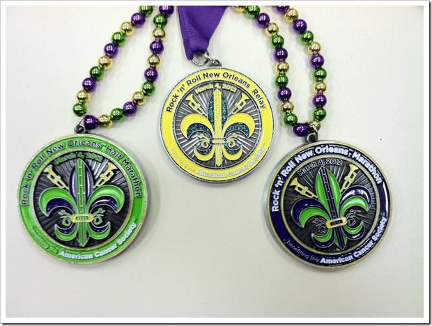RnRNOLA Medals