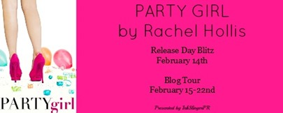 {Dream Cast+Giveaway} Party Girl by Rachel Hollis