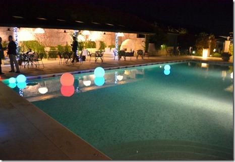piscina hotel la rocca