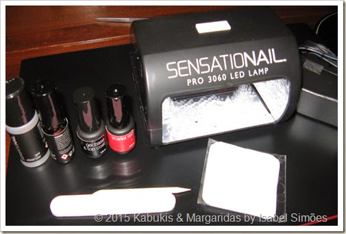 Starter Kit Sensationail