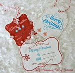 My Uncommon Slice of Suburbia - Gift Tags