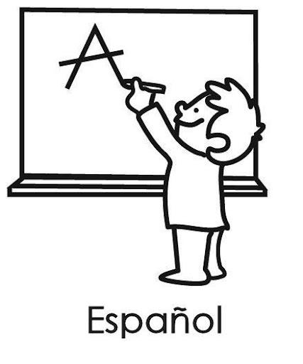 Caratulas De Español Para Colorear Imagui
