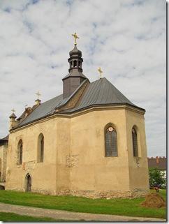 Меджибіж, церква