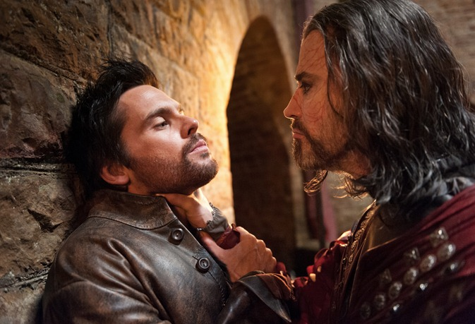 DaVinci&#39;s Demons, 2013