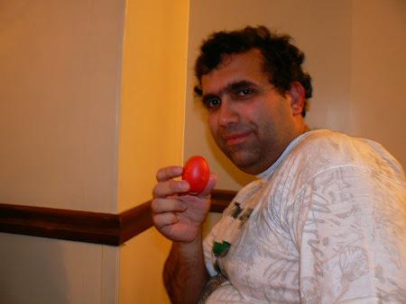 Easter in Teheran