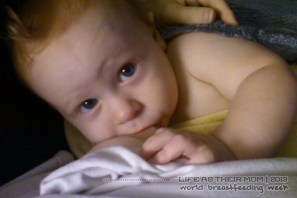 worldbreastfeedingweek3- life as their mom