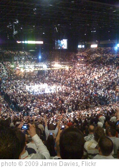 'Hatton Vs Manny @ MGM LV' photo (c) 2009, Jamie Davies - license: http://creativecommons.org/licenses/by/2.0/