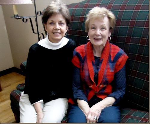 Karen and Shirley