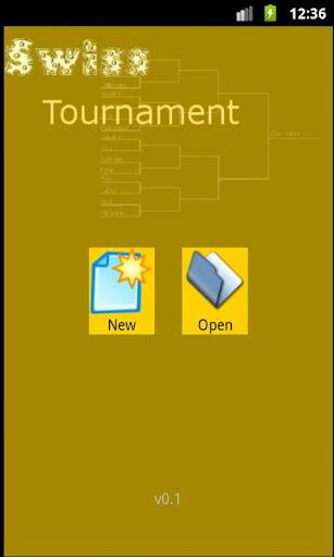 Swiss Tournament