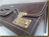Koper kulit Liberty - kunci