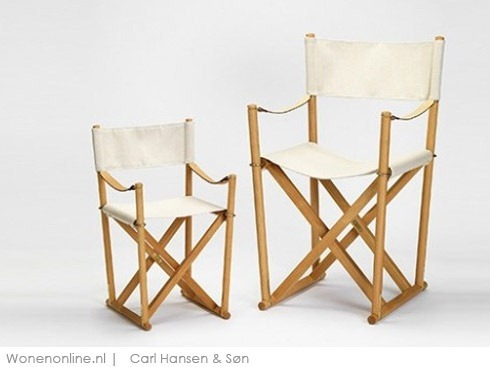 De-Folding-Chair,-van-Carl-Hansen-&-Son