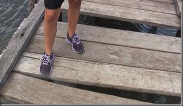 holes in dock