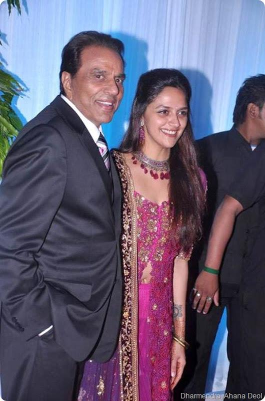 Exclusive Photos of Esha Deol's wedding reception4