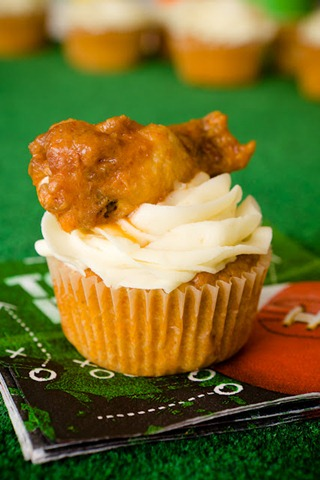 Buffalo Chicken Cupcakes 01