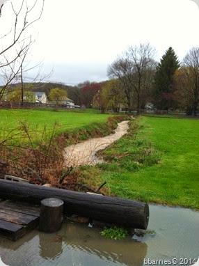 April 30 Ditch