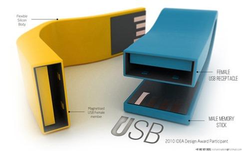 39. USB moderno