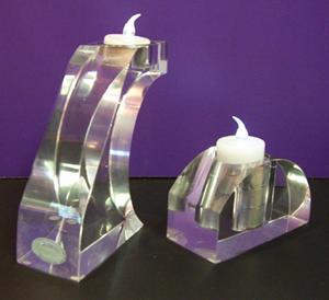 Astrolite candlesticks