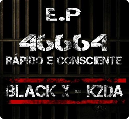 Black X & K2da (Front)