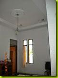 tinggi lantai ke plafon