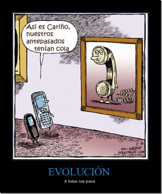 telefonos antiguos humor