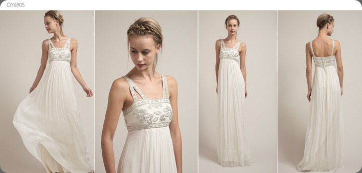 wedding dress saja fal la fleur weddingfOY6905