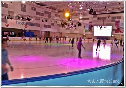 大熱天時溜冰去!